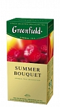 GREENFIELD Summer Bouquet, пакет в конверте (25 х 2 г)