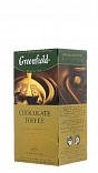 GREENFIELD Chocolate Toffee, 25 пакетиков